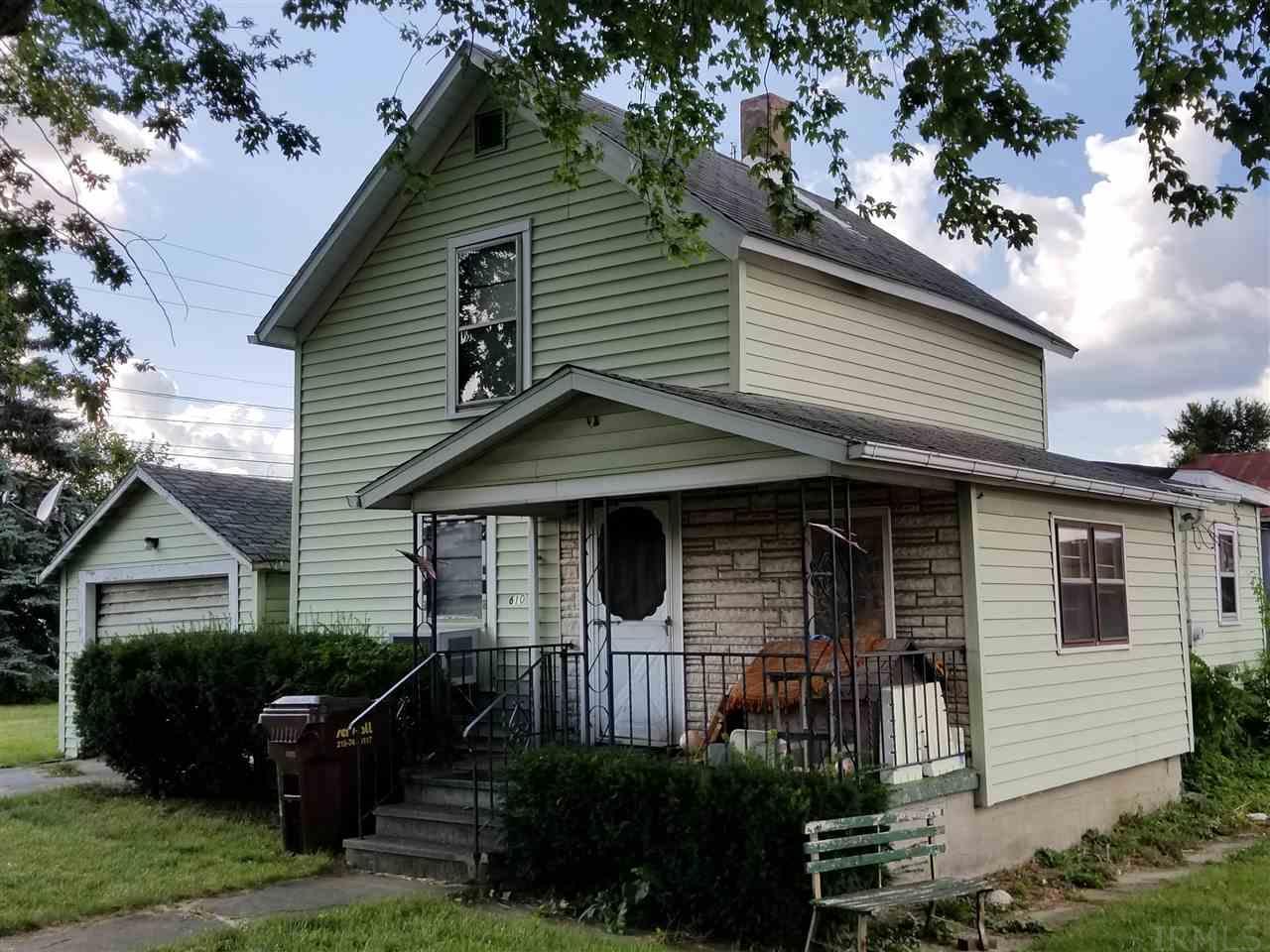 610 W 9th Street, Auburn, IN 46706