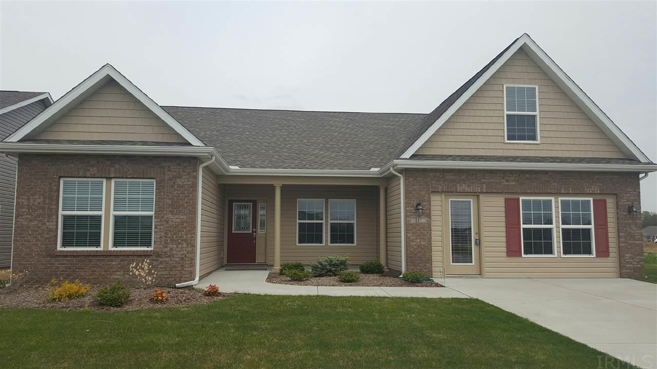 111 Aqueduct Circle (Lot# 55), West Lafayette, IN 47906