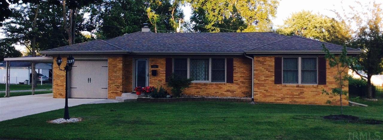 1105 Hill, Rochester, IN 46975