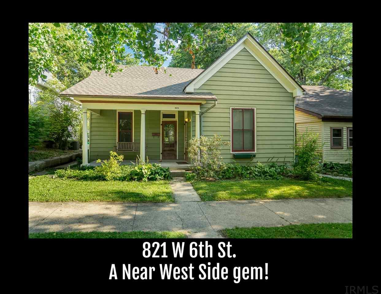821 W 6th, Bloomington, IN 47404