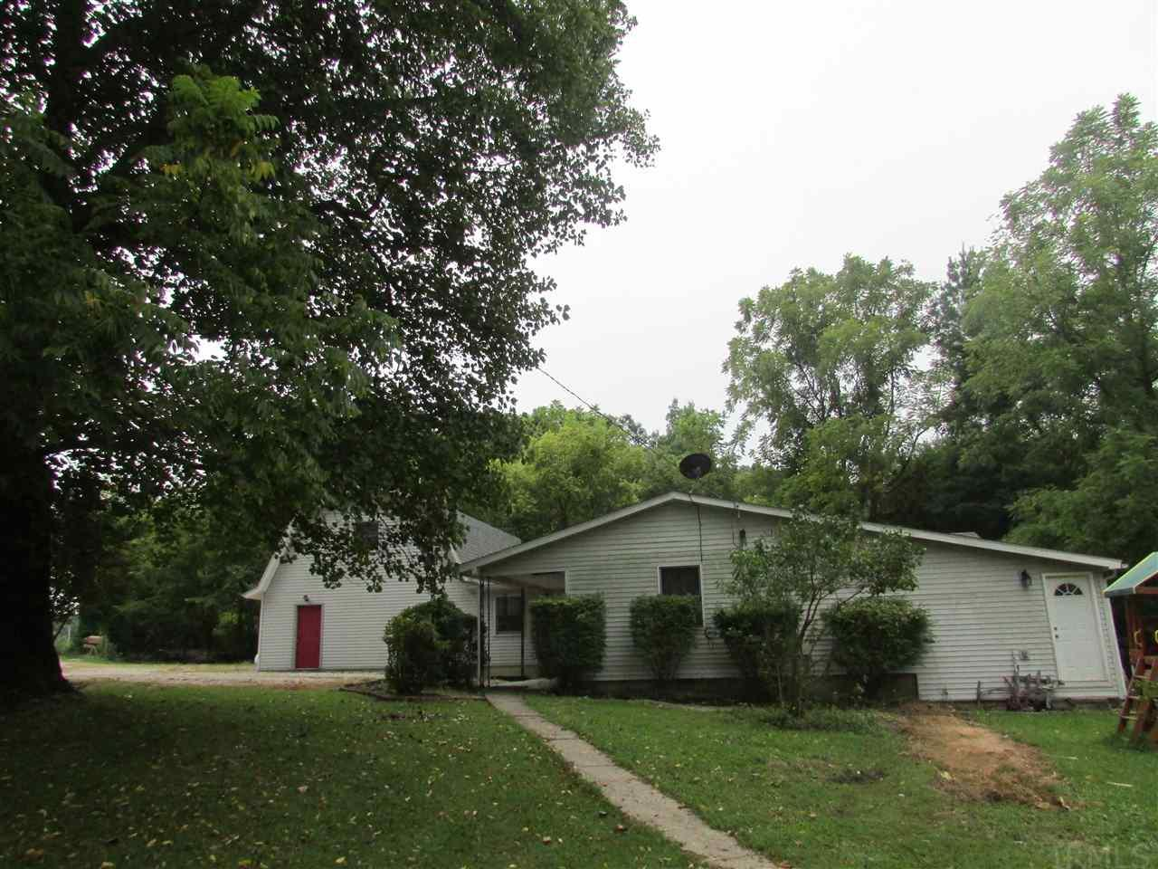 511 W Quarry, Orleans, IN 47452