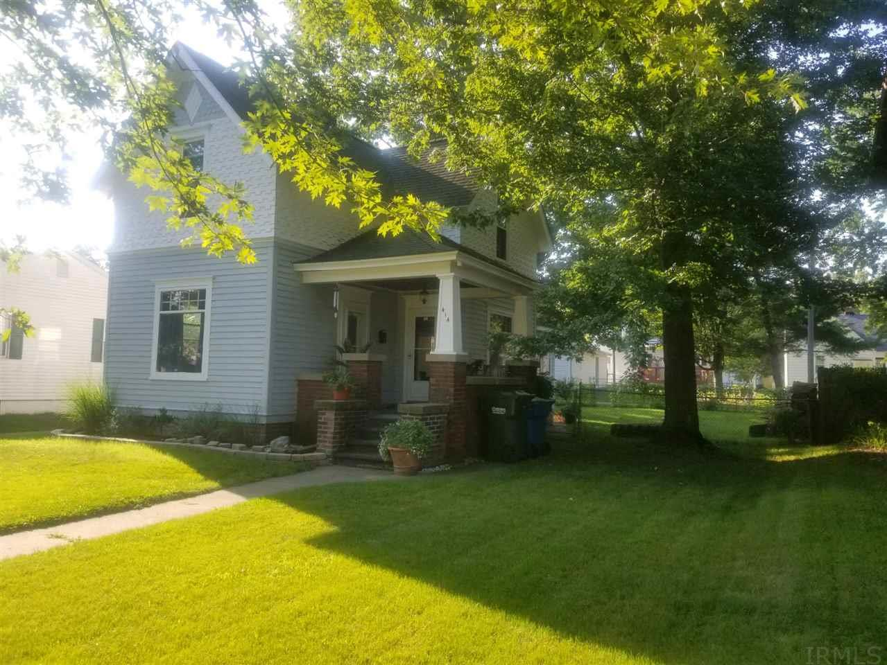 414 Webster Ave, Plymouth, IN 46563