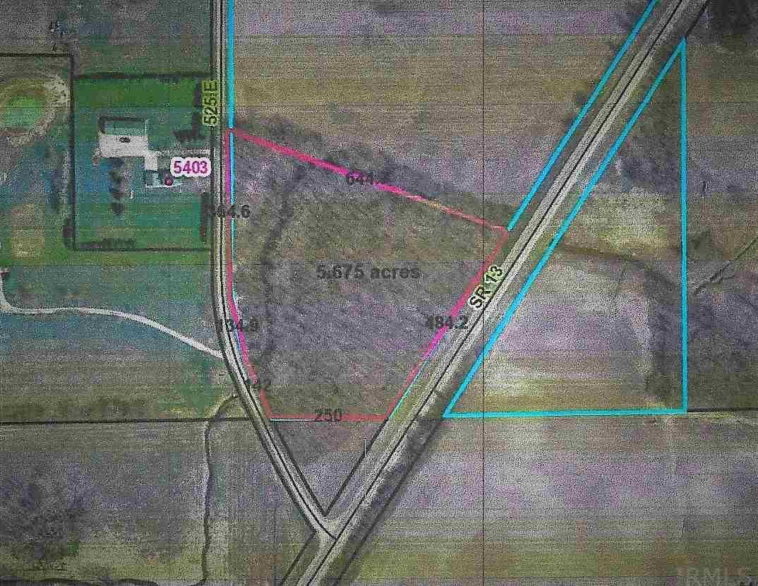 TBD State Rd 13, Pierceton, IN 46562