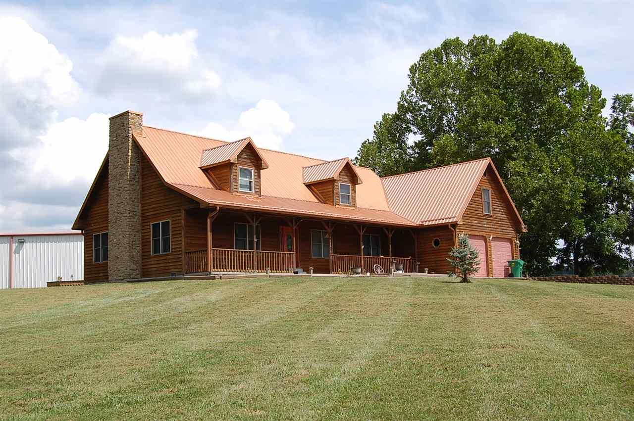 2761 W Porter Ridge, Spencer, IN 47460