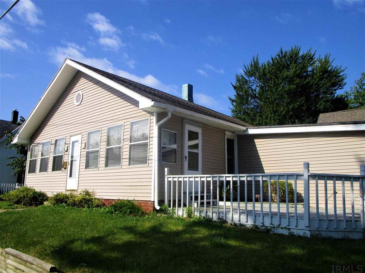 324 N Williams, Bluffton, IN 46714