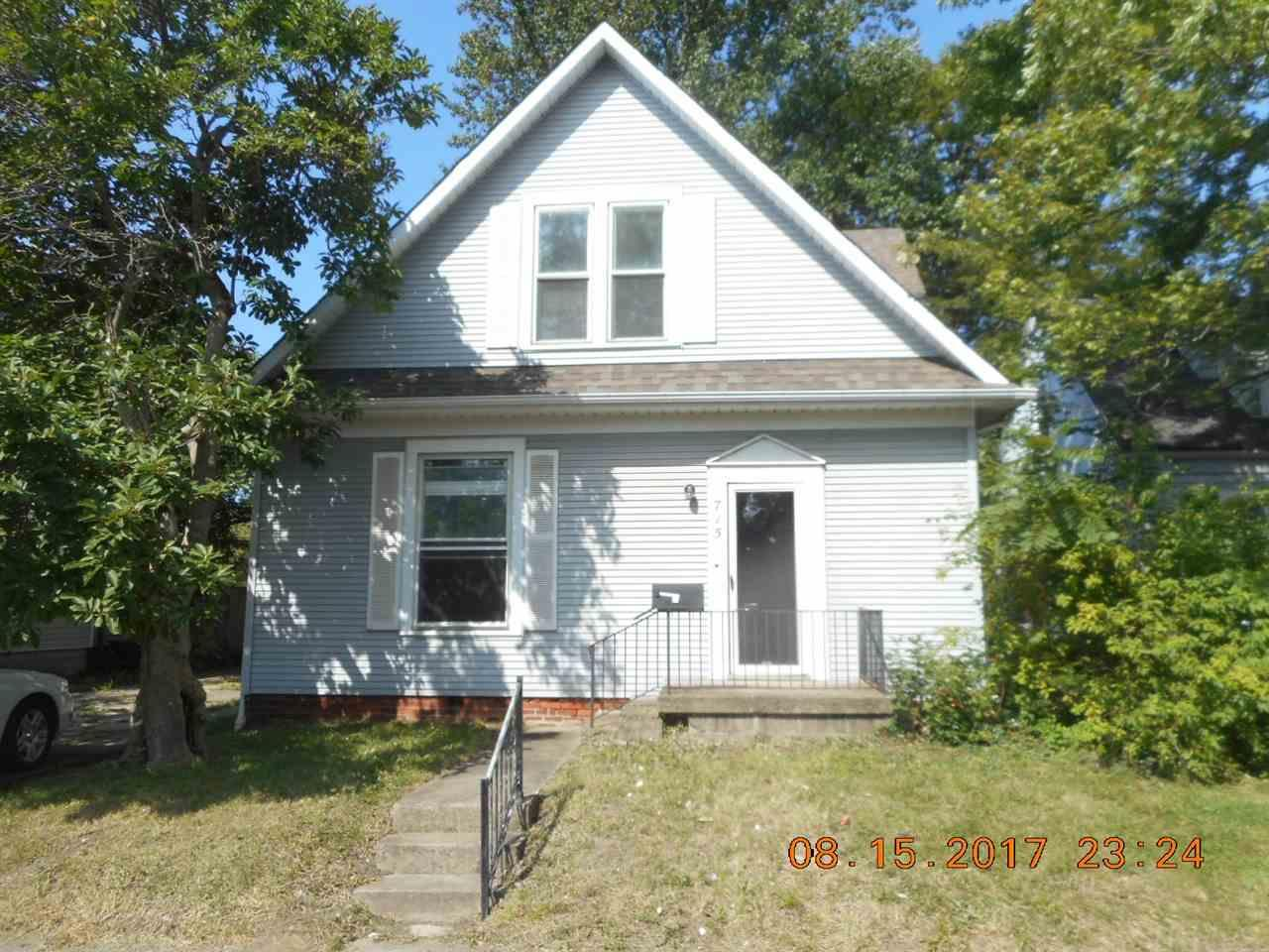 715 S 14th, New Castle, IN 47362