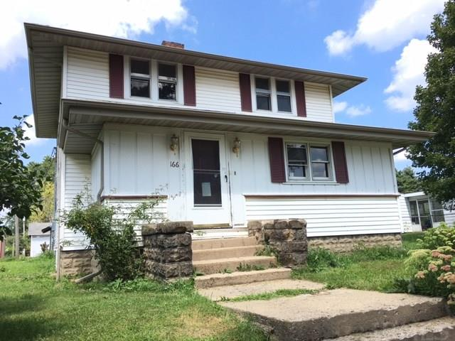 166 E washington, Bunker Hill, IN 46914