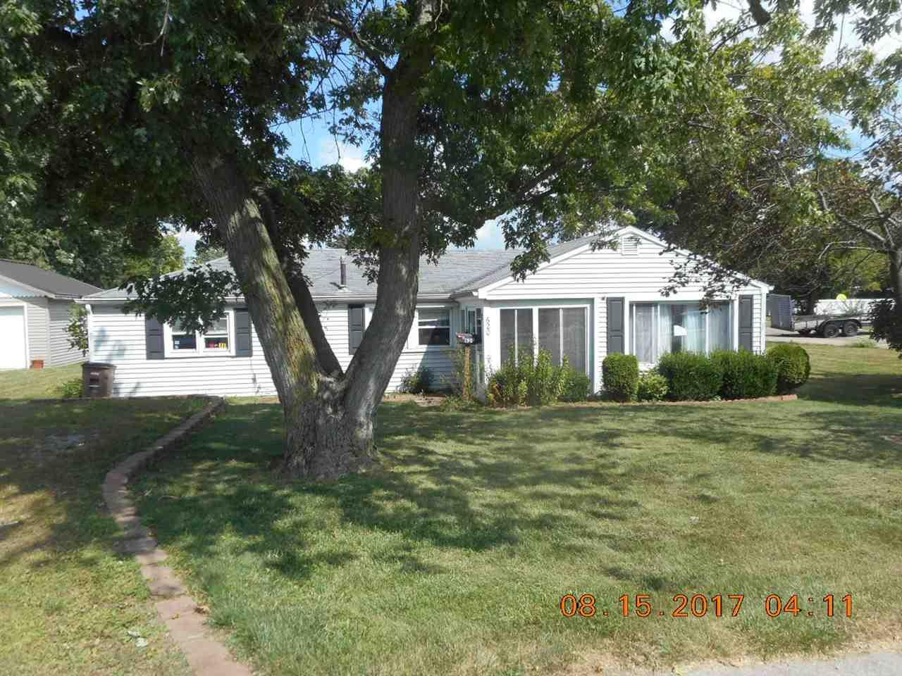 620 N Union, Winchester, IN 47394