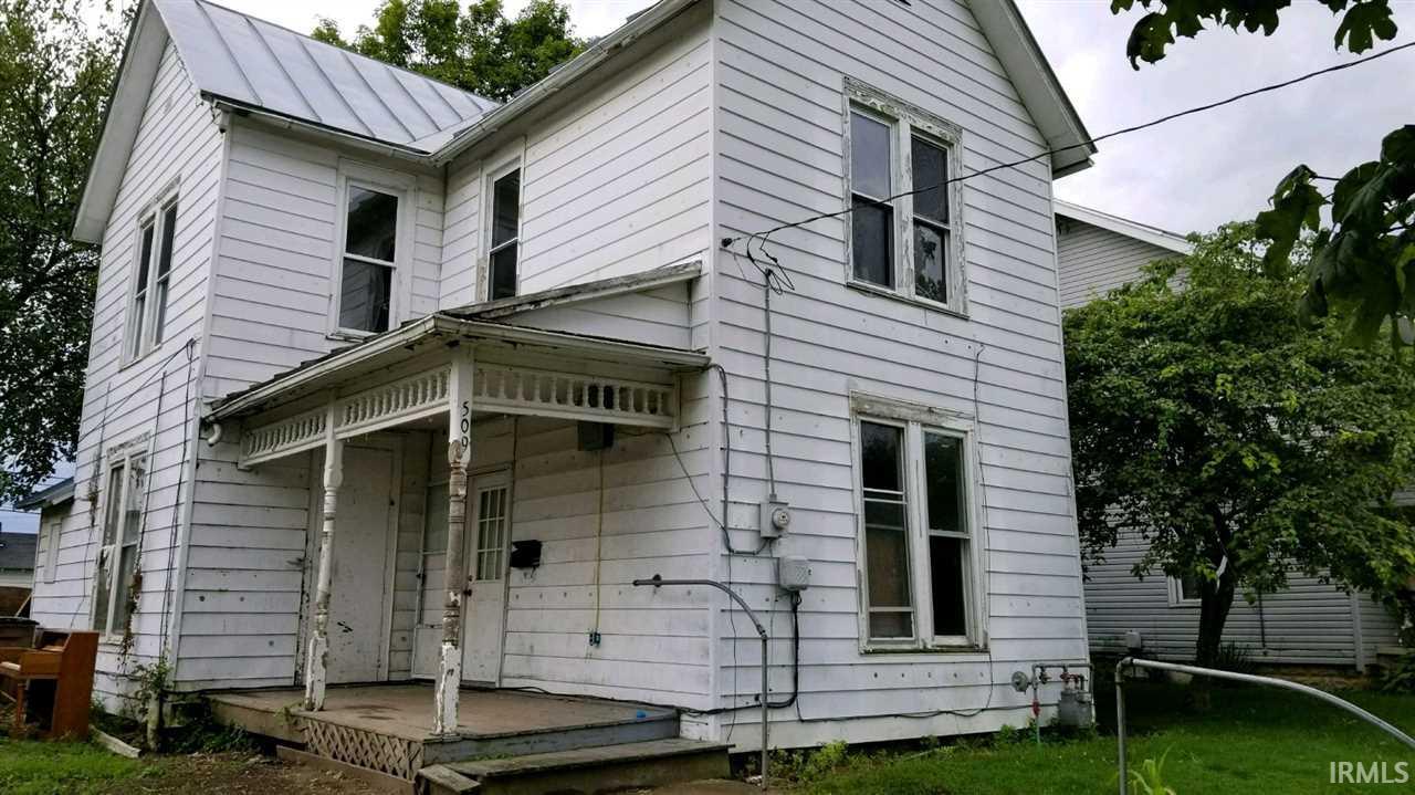 509 W Franklin, Winchester, IN 47394