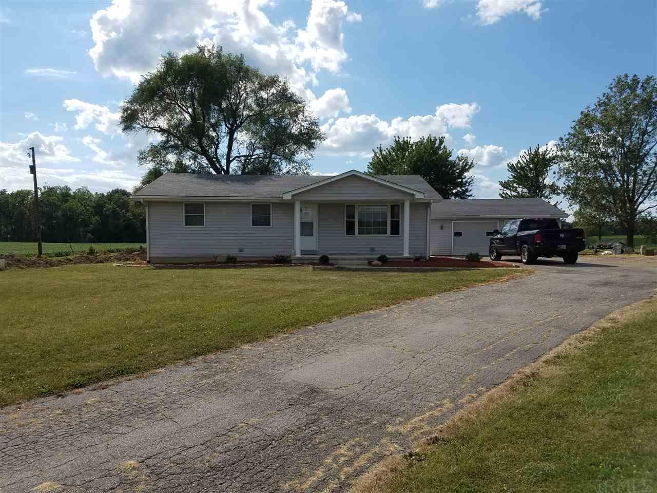 11500 N 200 W, Decatur, IN 46733