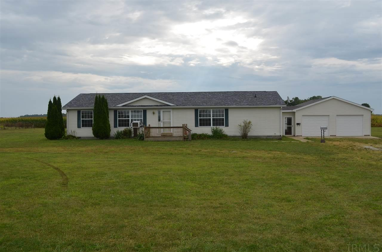 555 N 400 WEST, Tipton, IN 46072