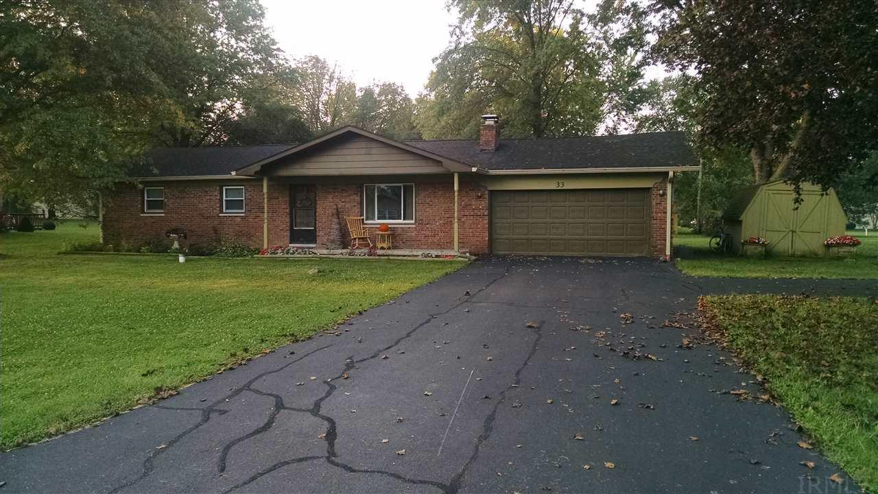 6833 CASSELL, Greentown, IN 46936