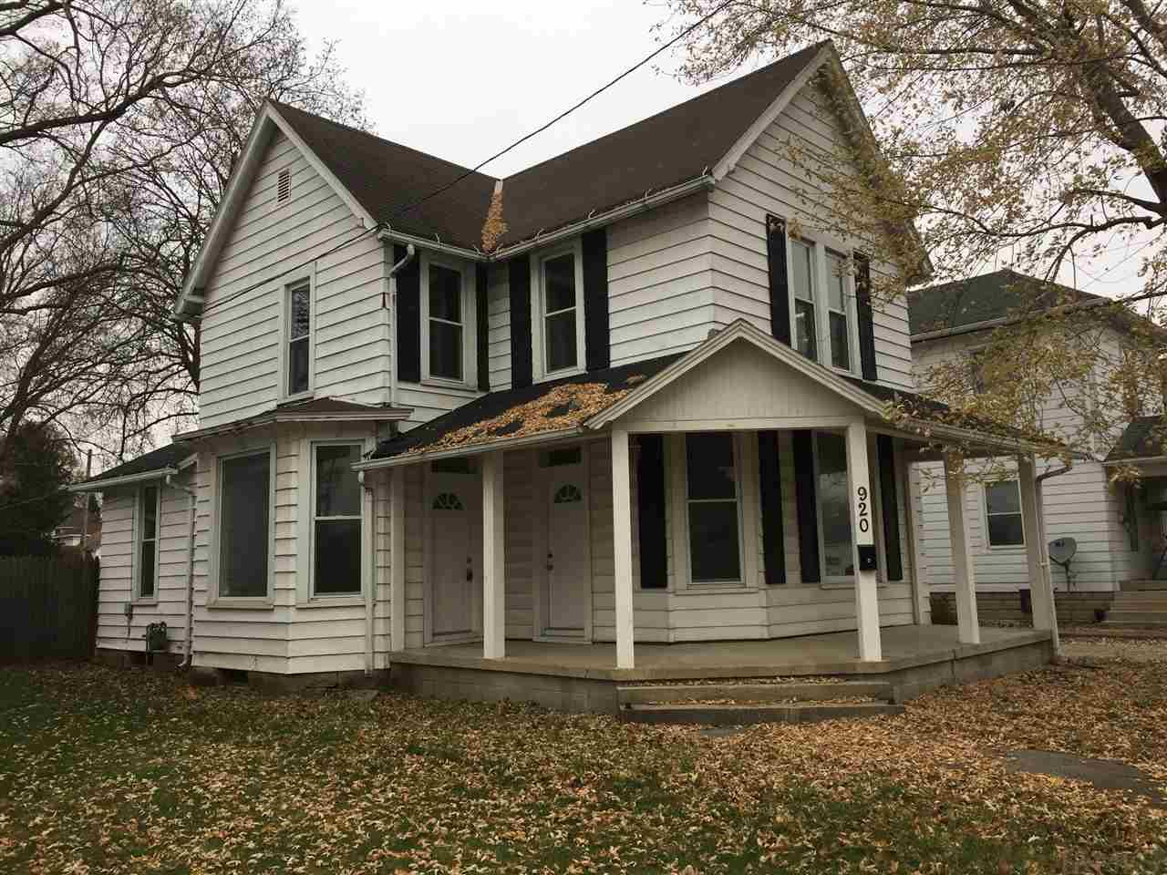 Come see this wonderful 4 bedroom home in Huntington.  Recently updated in 2017. Conveniently located and features lots of charm and charachter, from the covered wrap around front porch and the privacy fenced yard you will love the care and updates that have been put into this home..... Inside you will find many recent updates and a master on the main level...