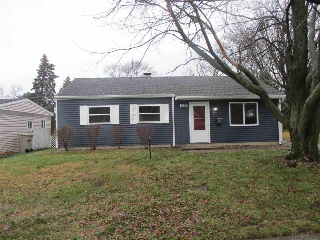 1333  Catherwood South Bend, IN 46614