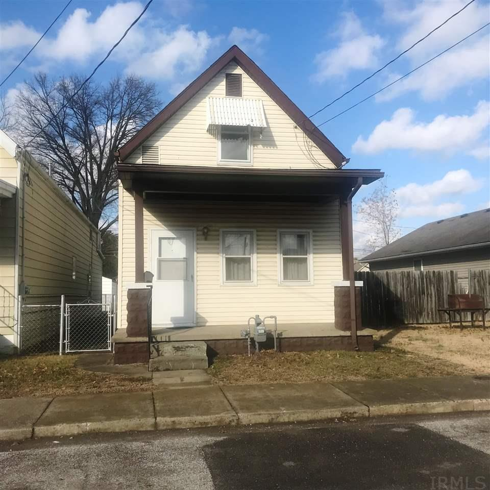 327 W Missouri, Evansville, IN 47710