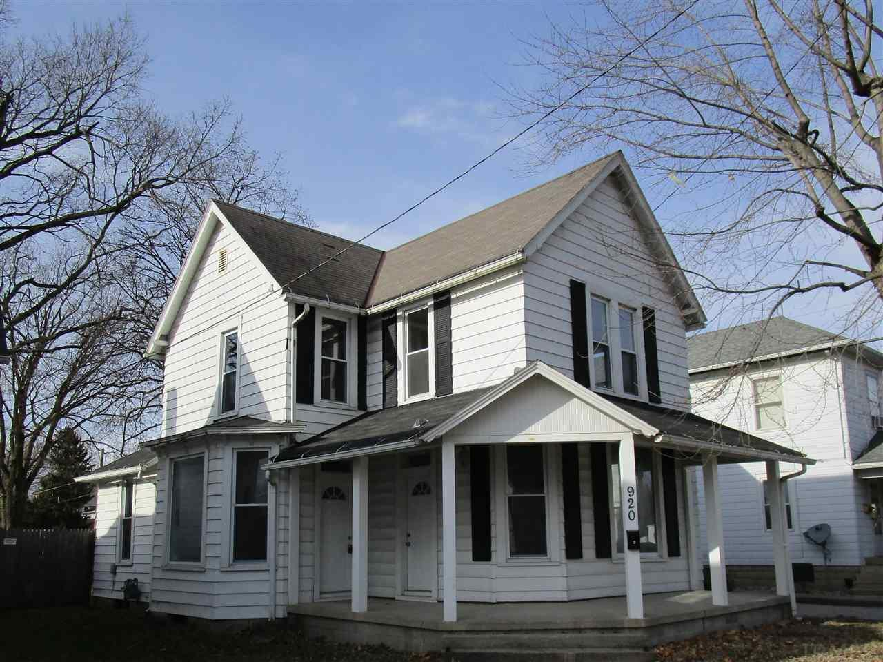 Remodeled 4 Bedroom Home on First Street in Huntington! Be sure to view this wonderful Recently updated home. Enjoy upcoming Spring and Summer Days on the wonderful covered front porch... inside you will find 4 bedrooms including a main level master bedroom! Lots of space and  Conveniently located on Huntington's Northside near old 24 with lots of charm and character, outside you will love  the privacy fenced yard and the care and updates that have been put into this home..... Celebrate the New Year by Touring this home...