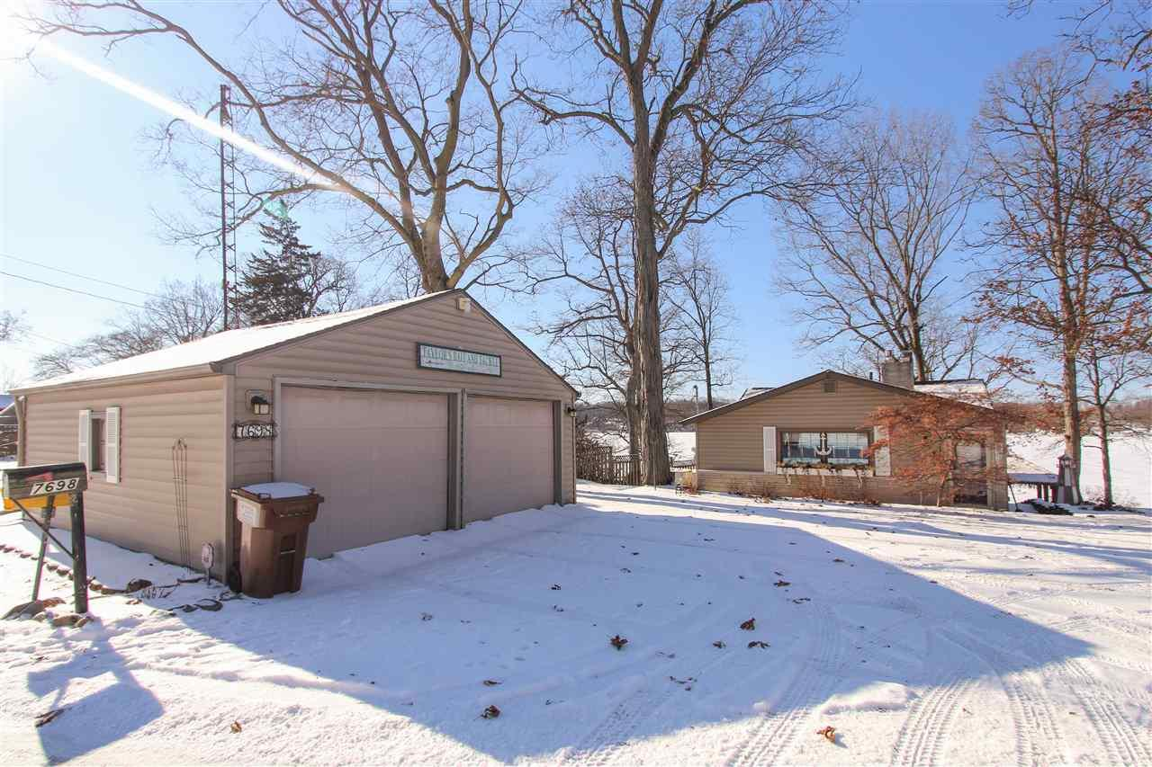 7698 N SANDY BEACH DRIVE, MONTICELLO, IN 47960  Photo 11