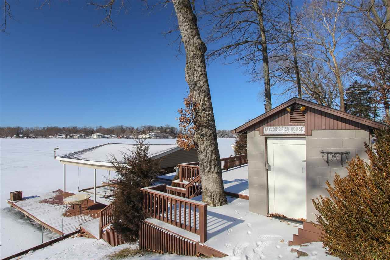 7698 N SANDY BEACH DRIVE, MONTICELLO, IN 47960  Photo 9