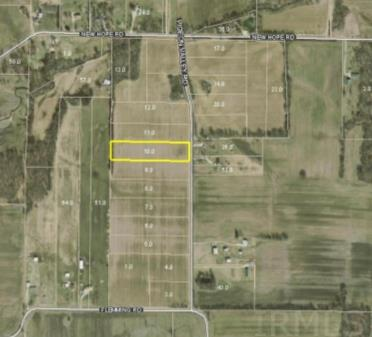 3197 Pigeon Valley Road - Lot 10, Boonville, IN 47601