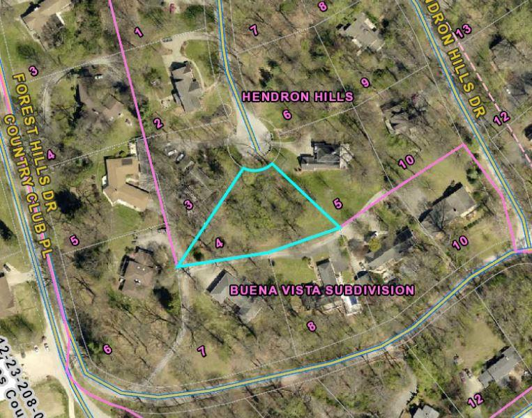 Lot 4 Hendron Hill Circle, Vincennes, IN 47591