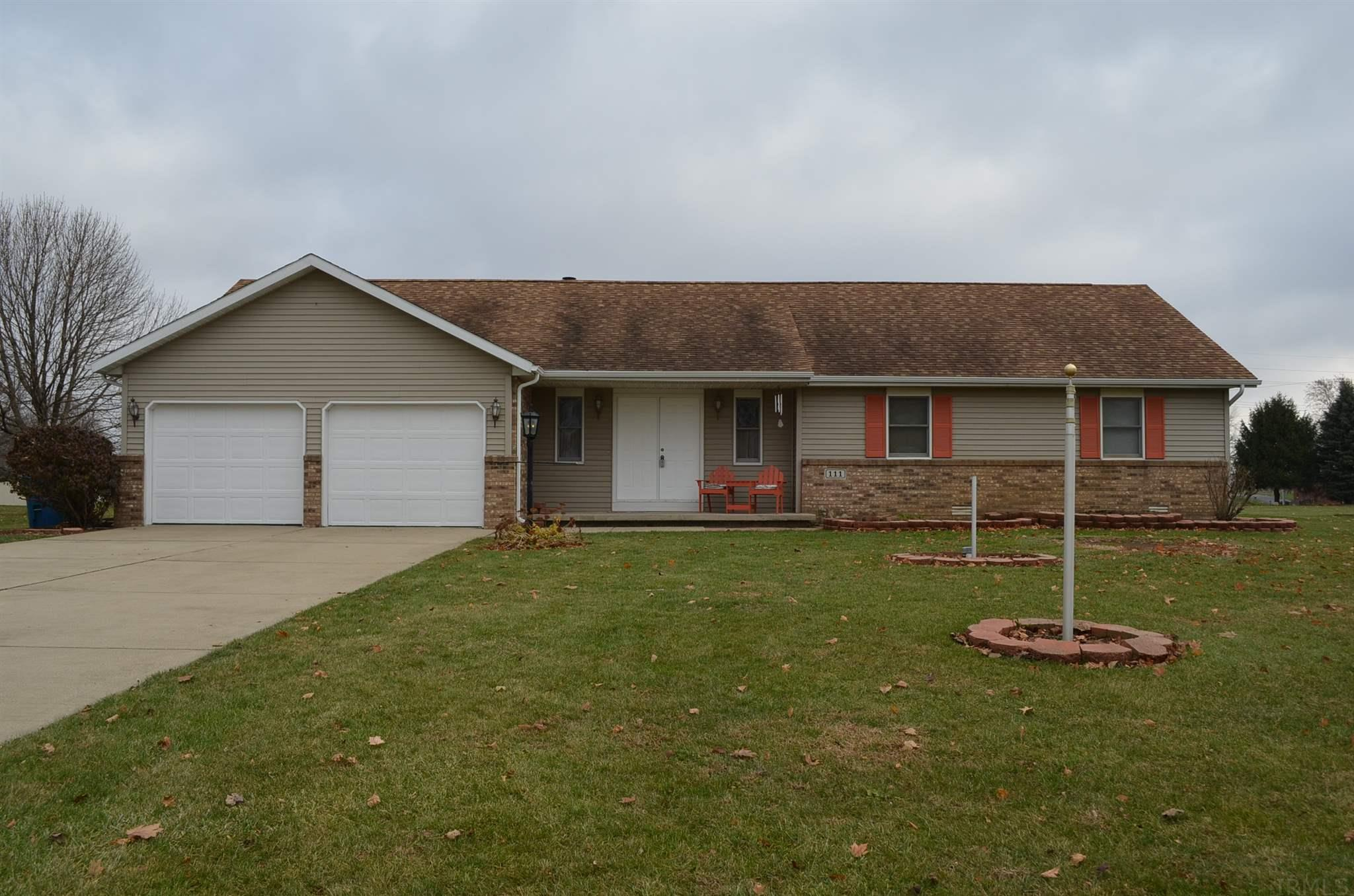 111 Tumbleweed, Sharpsville, IN 46068