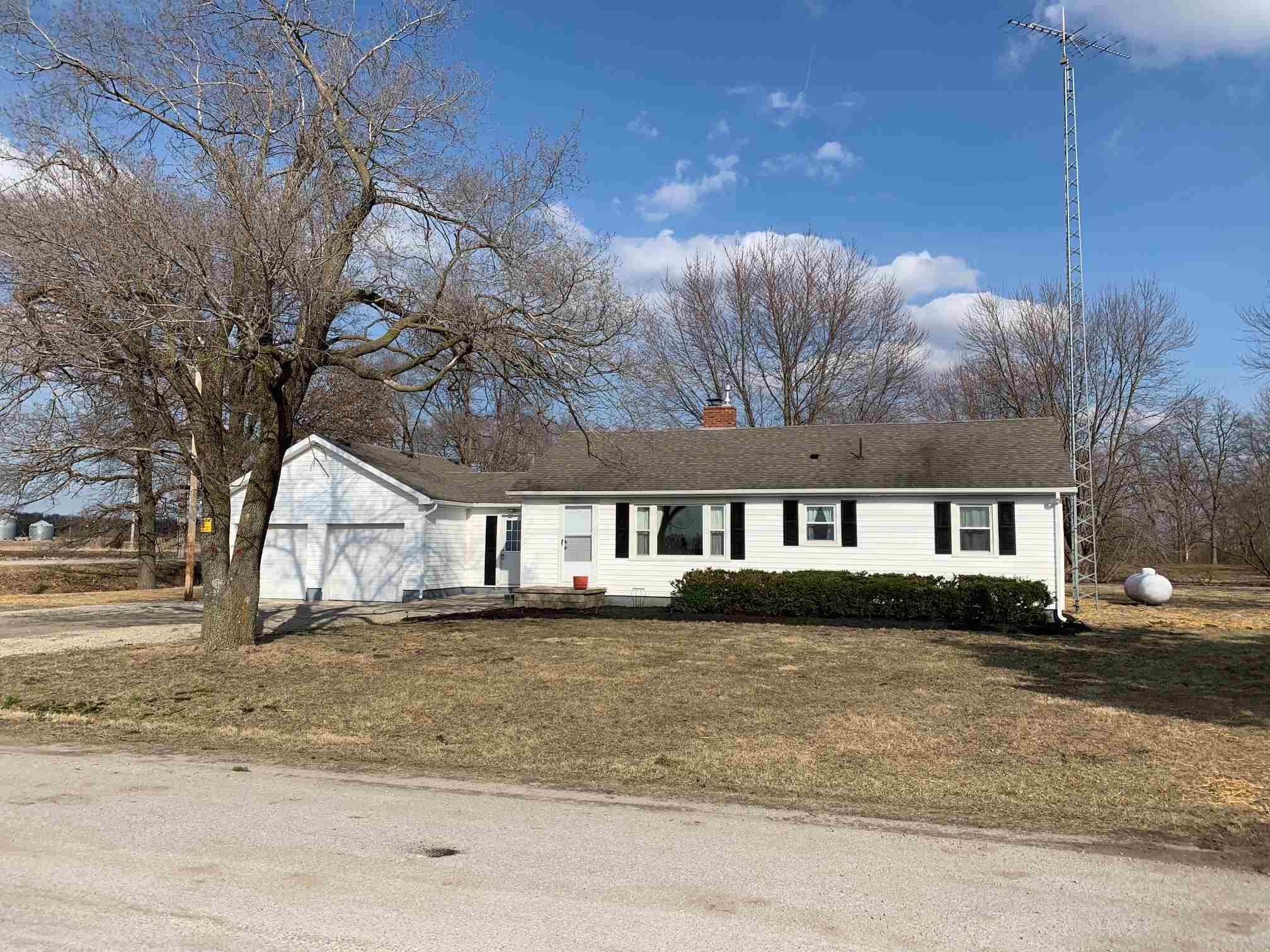2227 N 375 East Crossroad, Monticello, IN 47960
