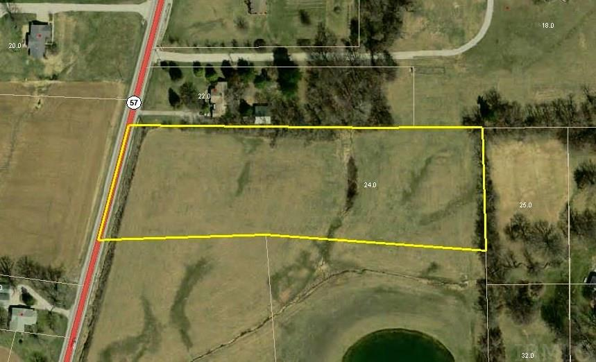 Tbd N State Rd 57, Washington, IN 47501