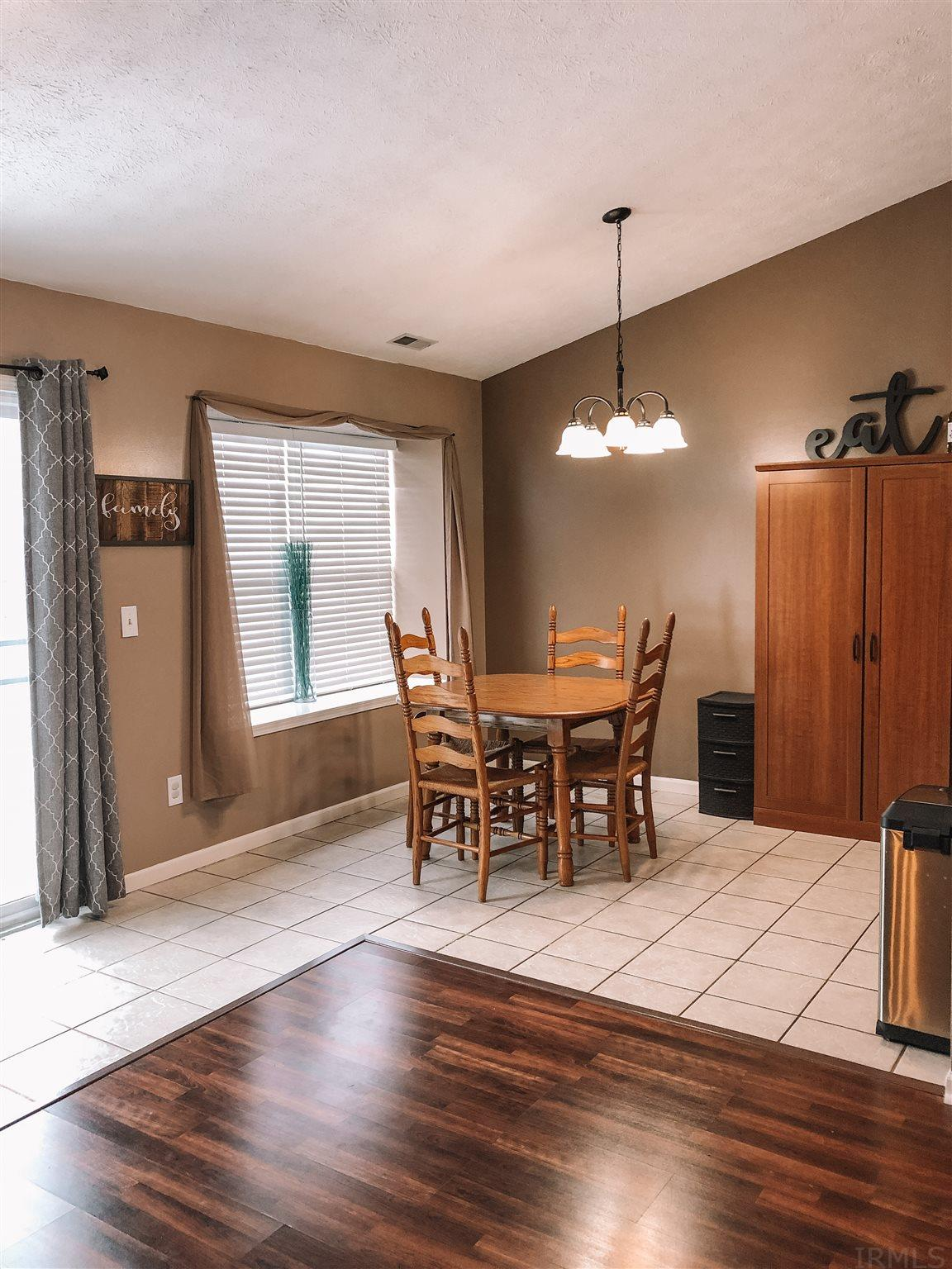 Once you step inside this 3 bedroom 2 bath, one story home, you are greeted with a large living room and vaulted ceilings! Split floor plan offers 2 large bedrooms, and a master suit with vaulted ceiling and plant shelf. Fully applianced eat in galley style kitchen. Updates include: Roof and HVAC (2016), Carpet in bedrooms (2015), landscape (2018), Stove & Refrigerator (2018). All this situated on a corner lot with a privacy fenced in yard and large storage shed.