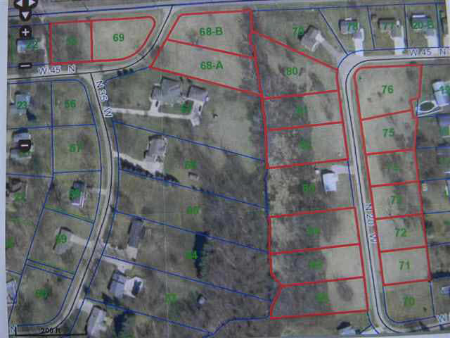 015 W Lot 74, Woodland Hills Section G, Lagrange, IN 46761