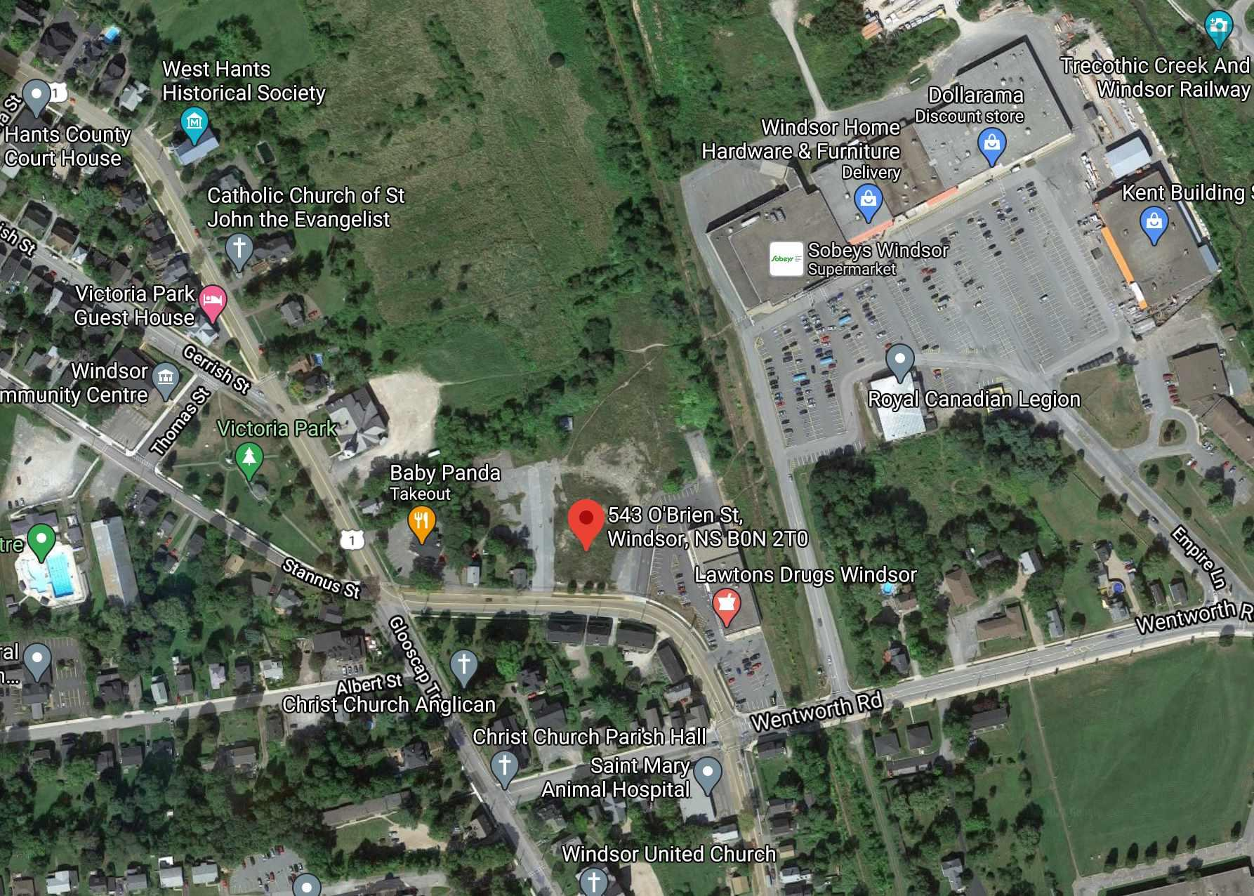 543/555 O'Brien Street, Windsor, NS B0N 2T0, ,Commercial,For Sale,543/555 O'Brien Street,202103585
