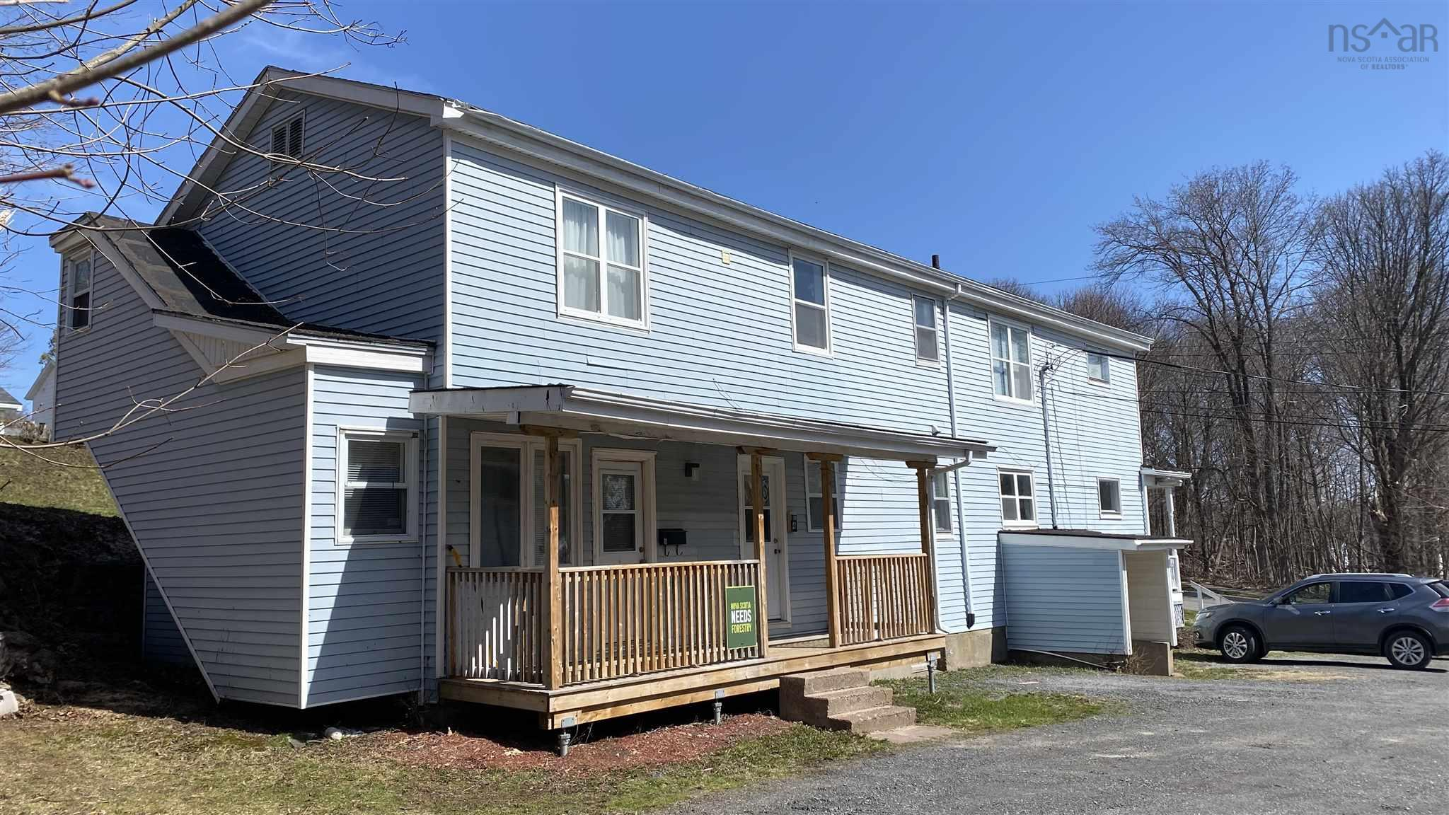 38 Morrow Street, New Glasgow, Pictou, NS, United States B2H 1J1, ,Multi-unit,For Sale,38 Morrow Street,202108507