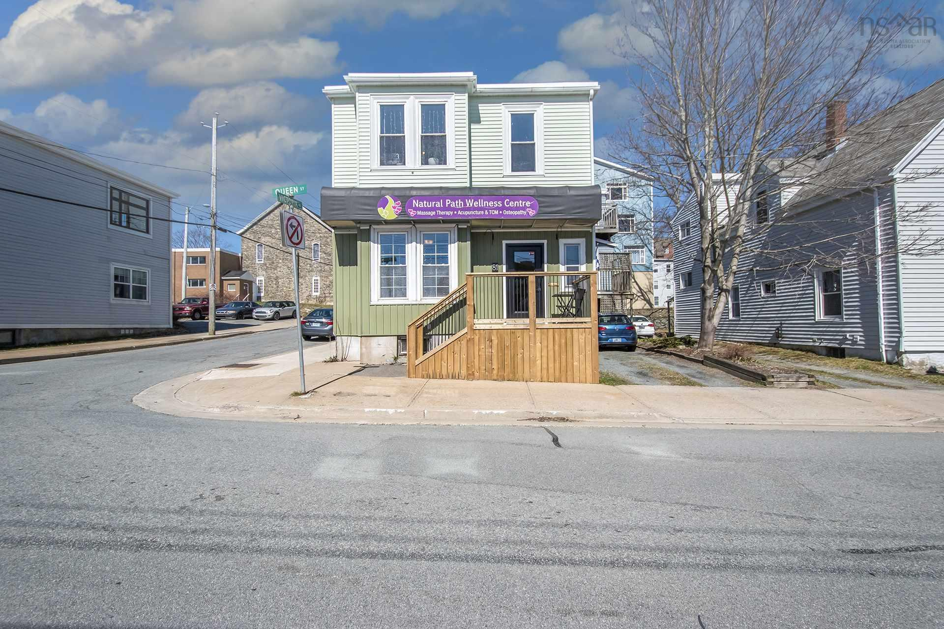 81 Queen Street, Dartmouth, NS B2Y 1G7, ,Commercial,For Sale,81 Queen Street,202109176