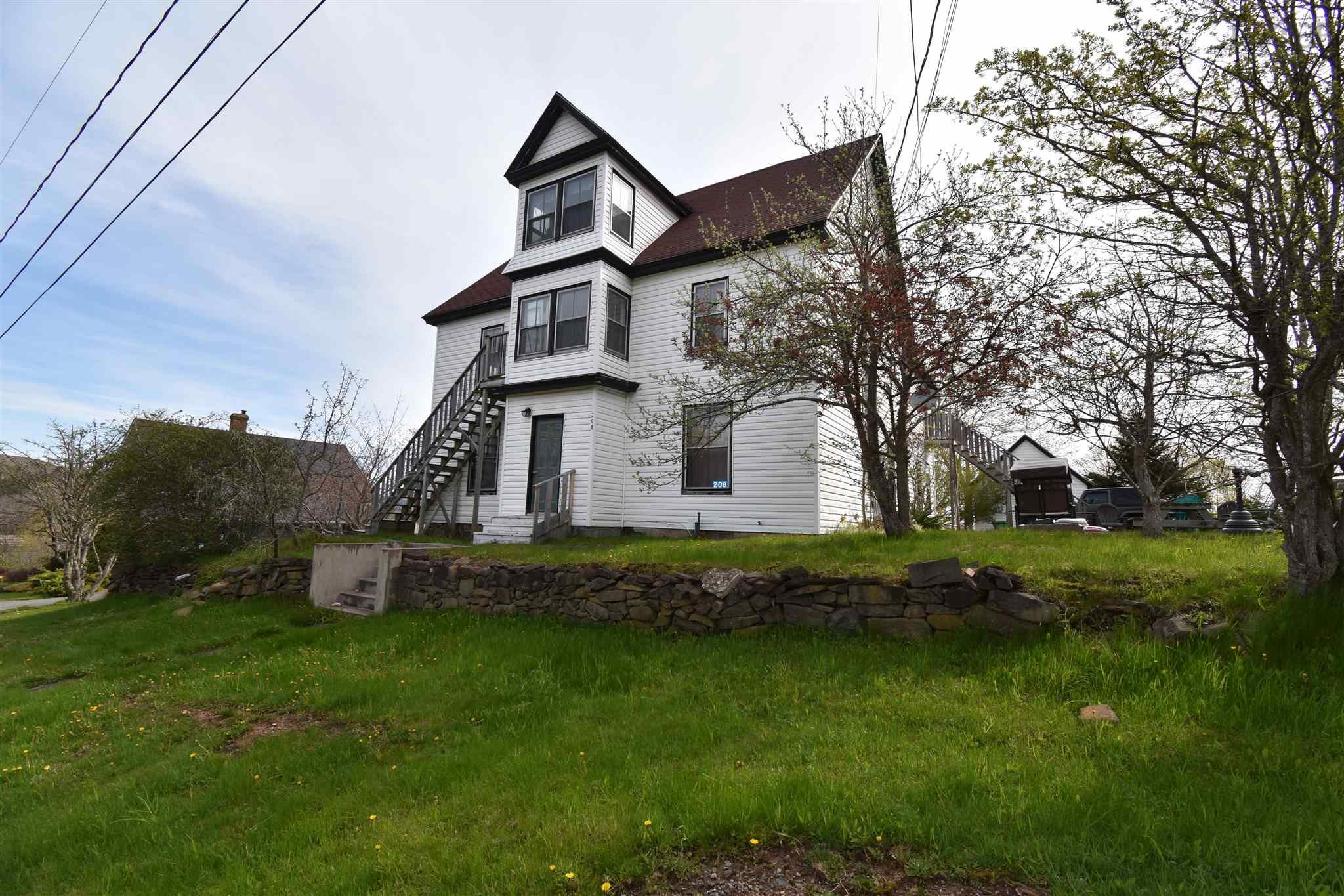 208 KING STREET, Digby, NS B0V 1A0, ,Multi-unit,For Sale,208 KING STREET,202111479