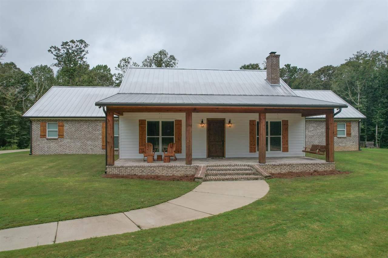 671 ANTIOCH-SHILOH RD   Pelahatchie MS 39145 - Mississippi property for sale