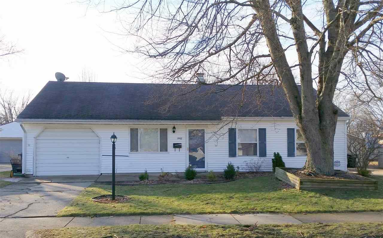 1442  Catherwood South Bend, IN 46614
