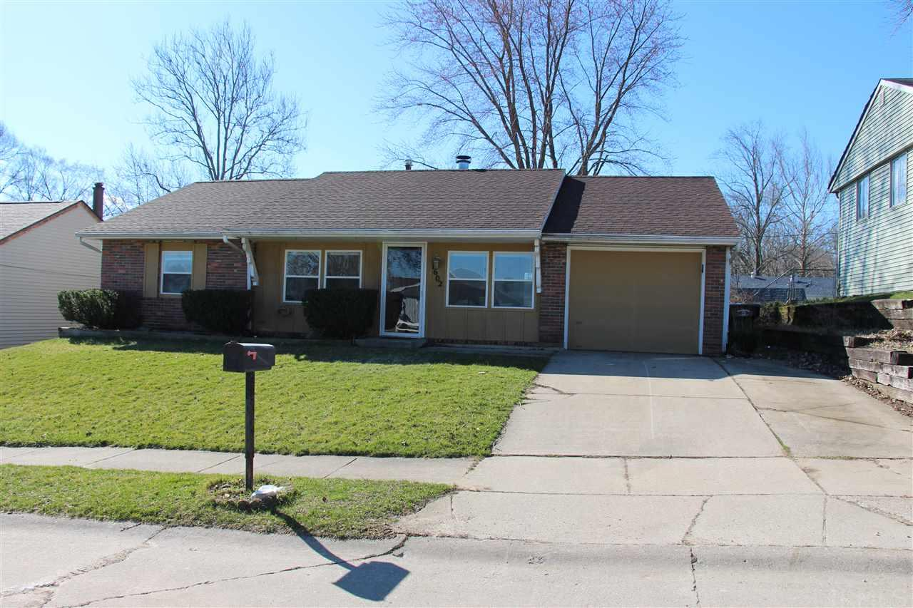 1602  Viking South Bend, IN 46628