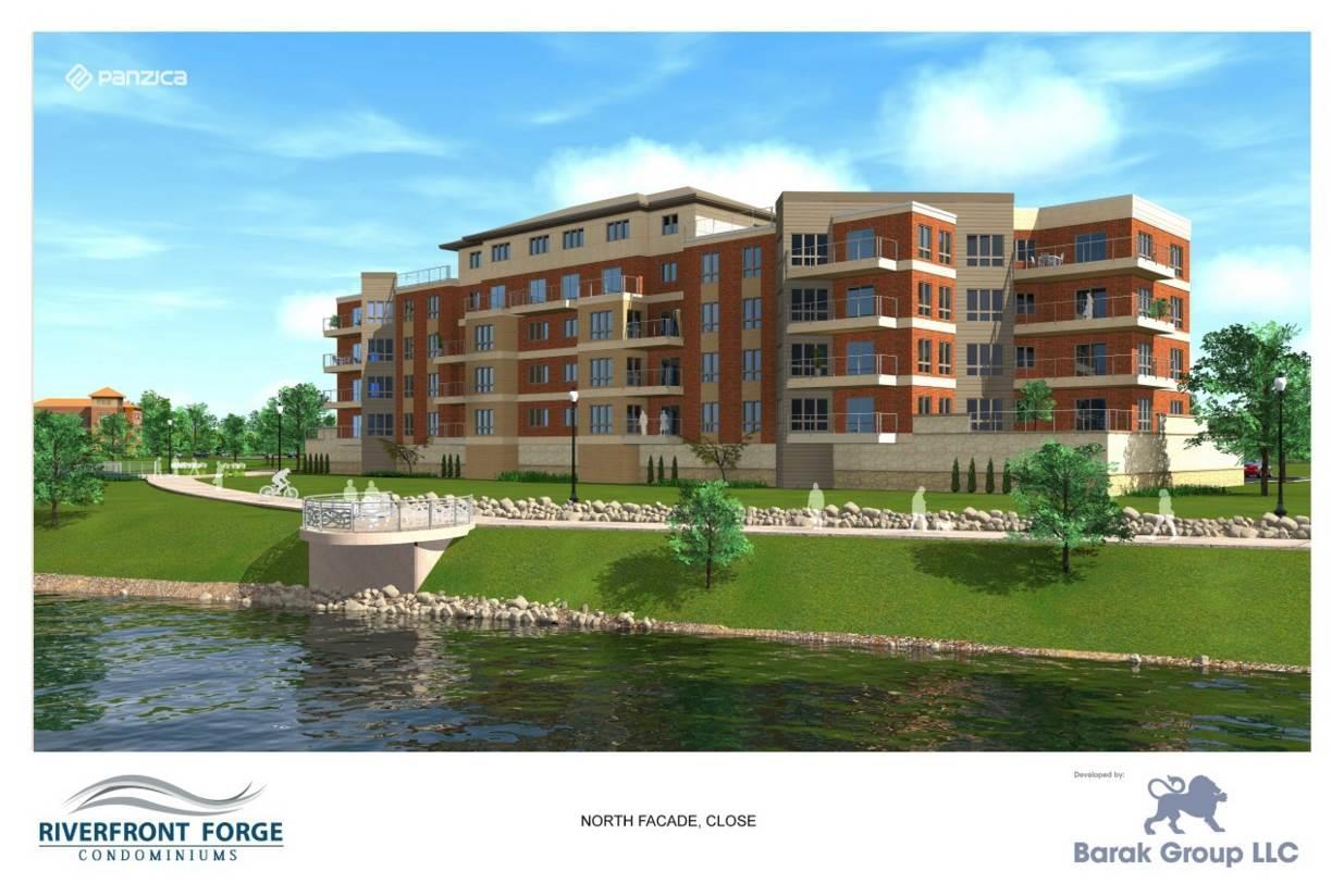 Unit 207  Riverfront Forge Tower 2  Ironworks Avn Mishawaka, IN 46544