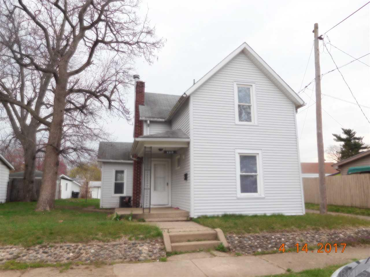 1110 S 35TH South Bend, IN 46615