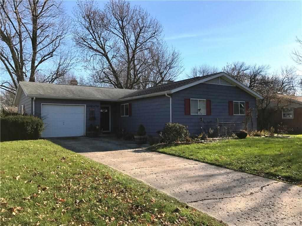 708  Winthrop Crawfordsville, IN 47933