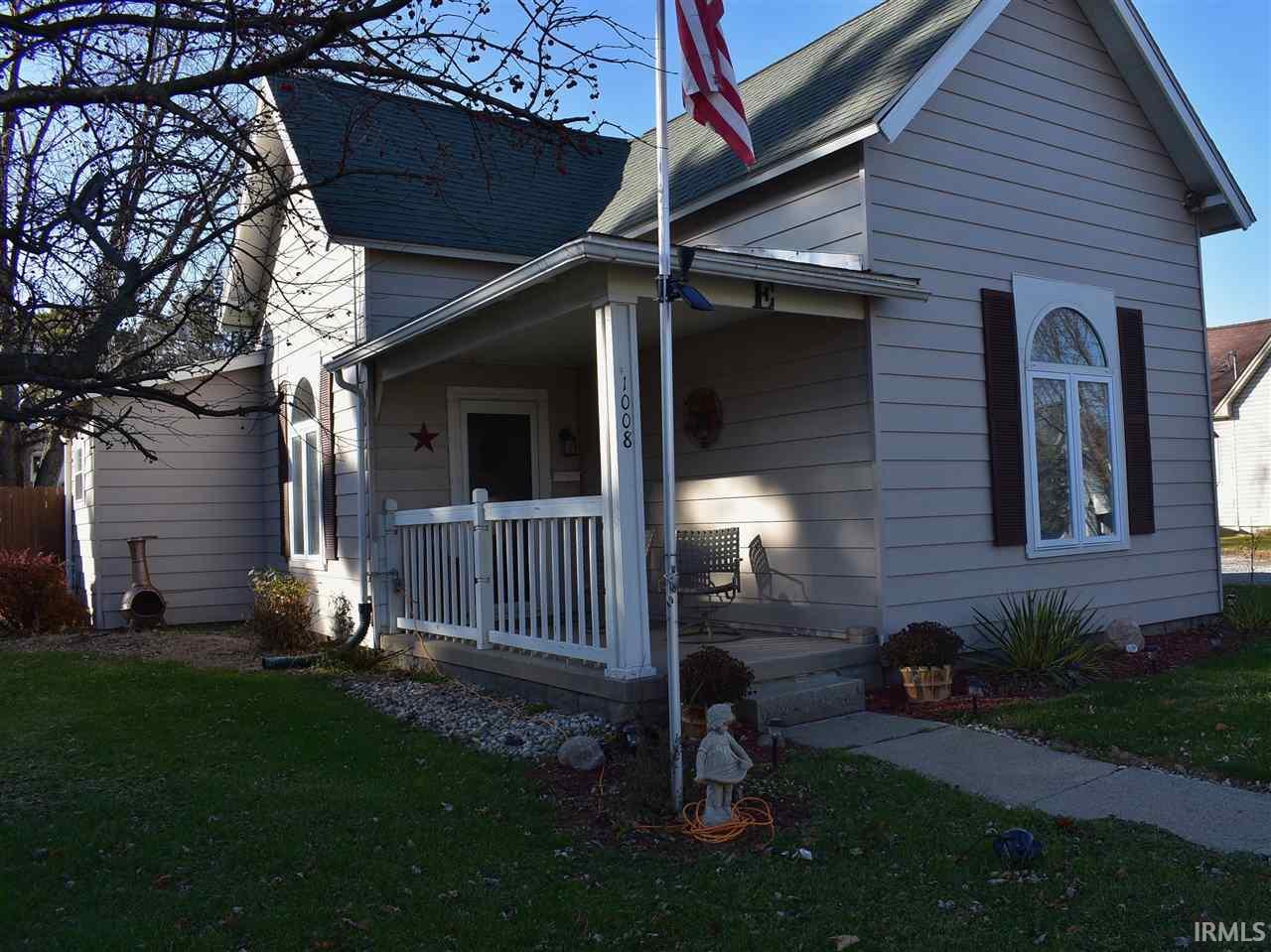 1008 N Prairie Street Frankfort, IN 46041
