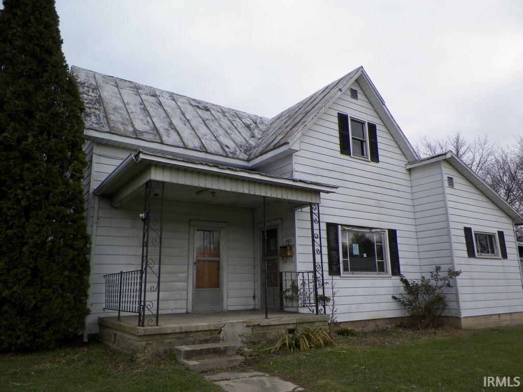 402 N Portland Ridgeville, IN 47380