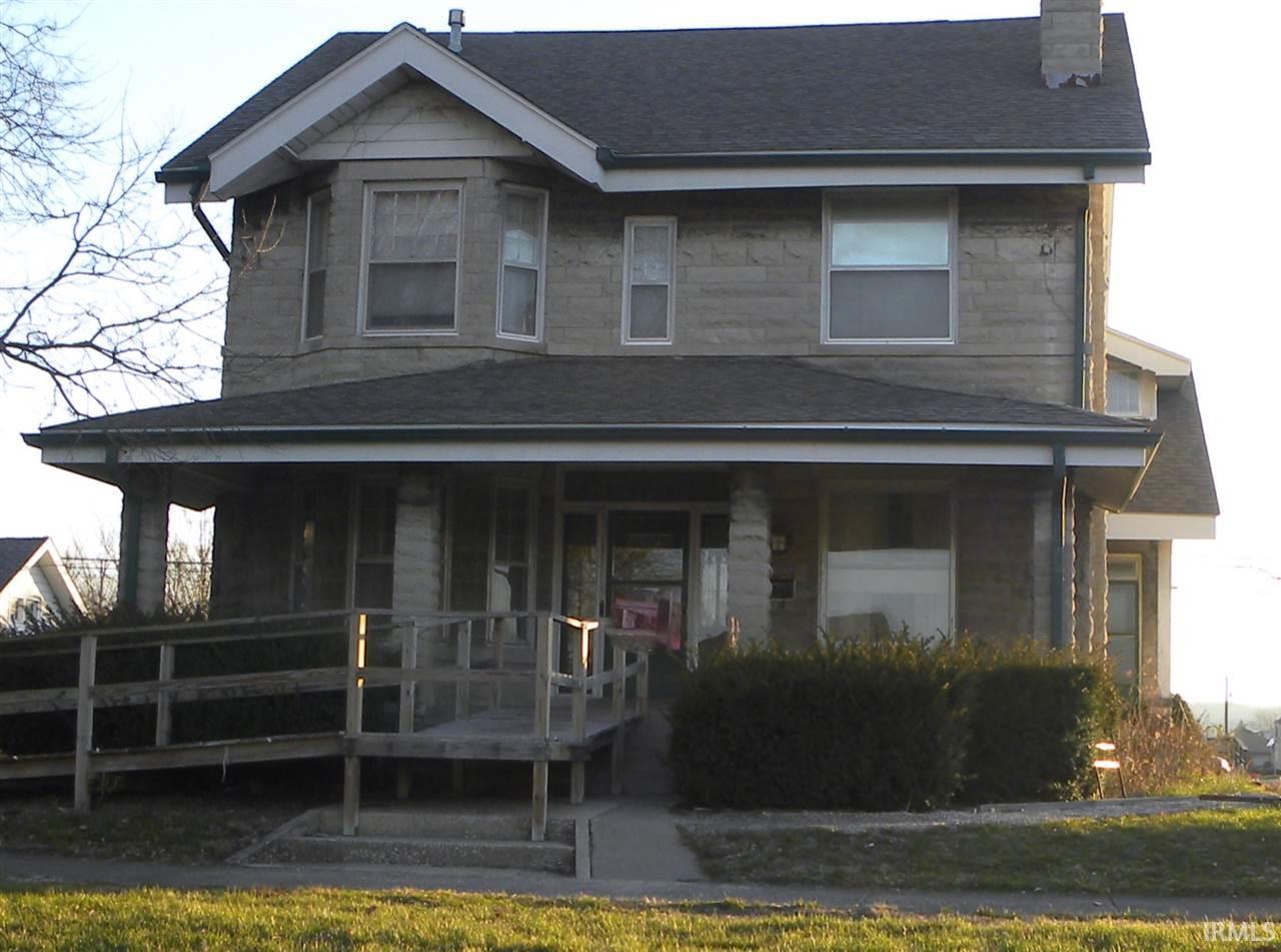 106 N Main Spencer, IN 47460