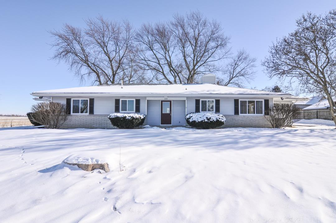 209 N Wabash St, New Richmond, IN 47967 US Lafayette Home