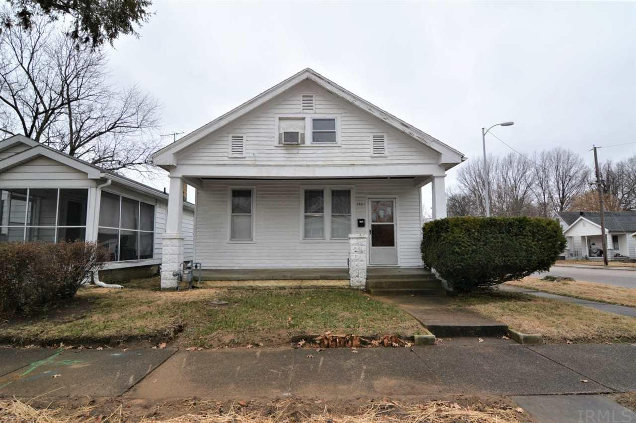 1401 E Sycamore Evansville, IN 47714