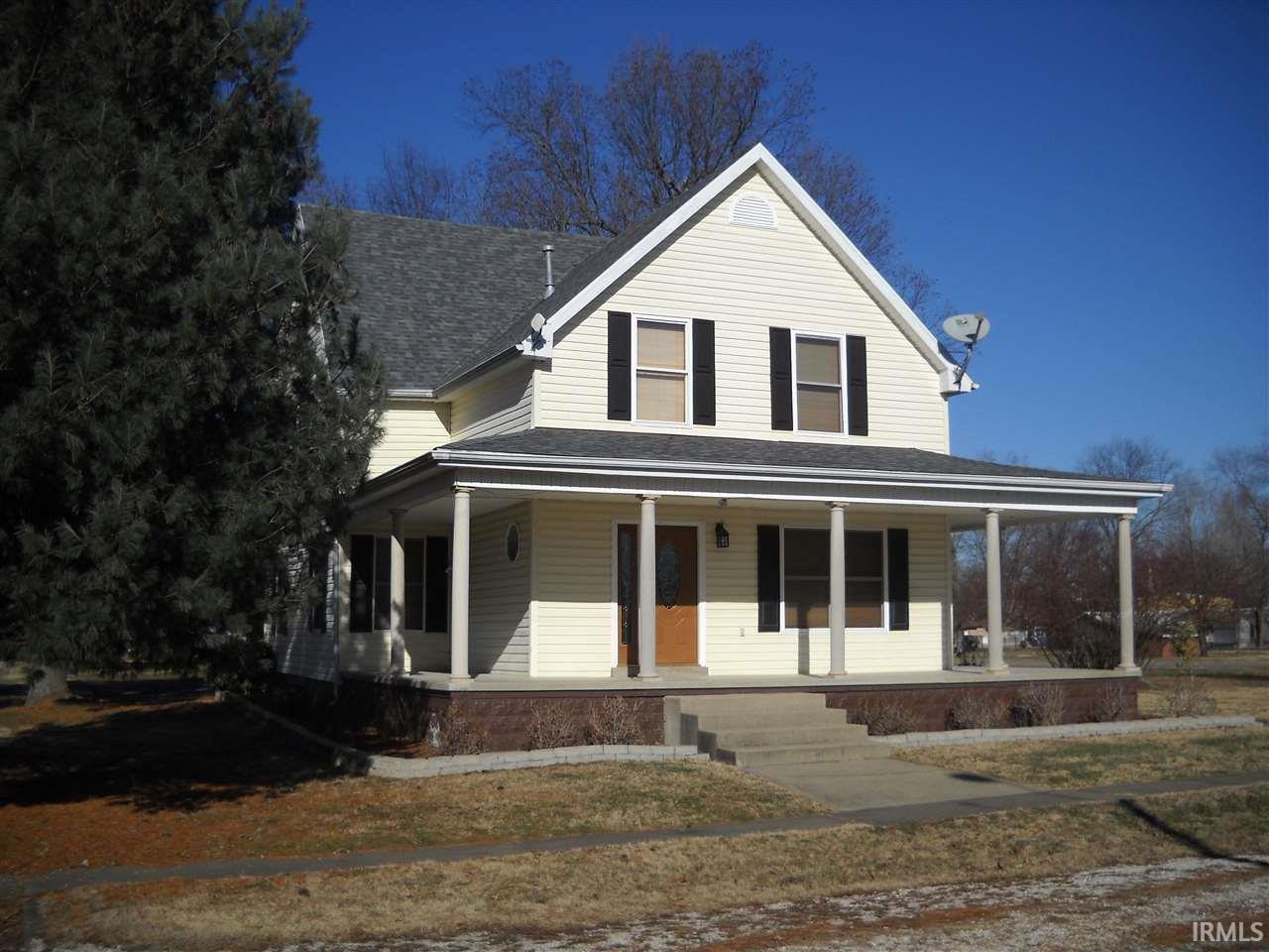 316 Third Street Grandview, IN 47615