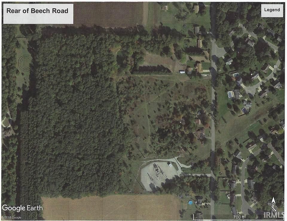 Rear Of Beech Osceola, IN 46561