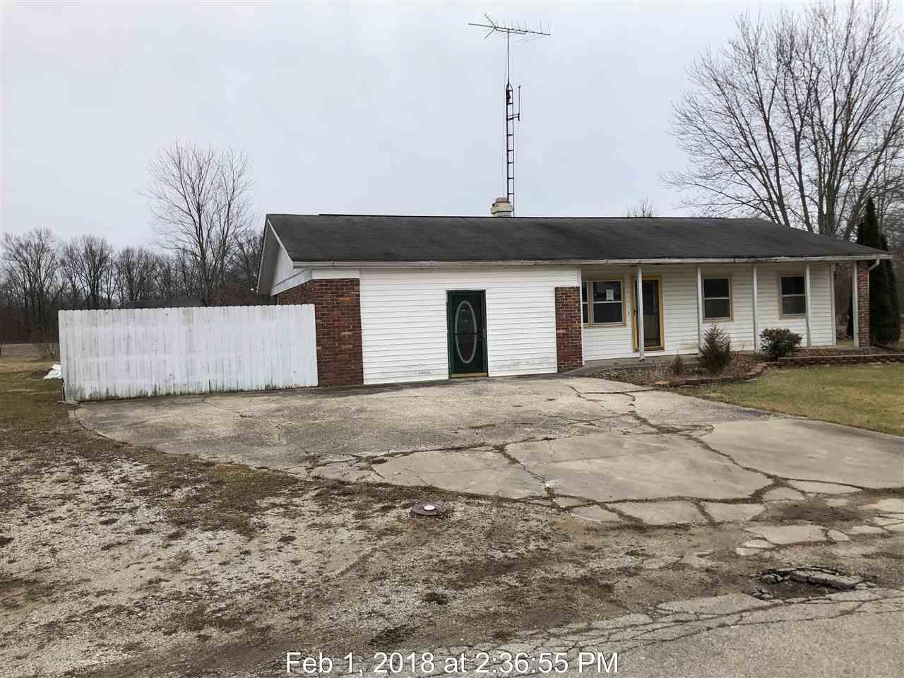 354 South Cloverdale, IN 46120