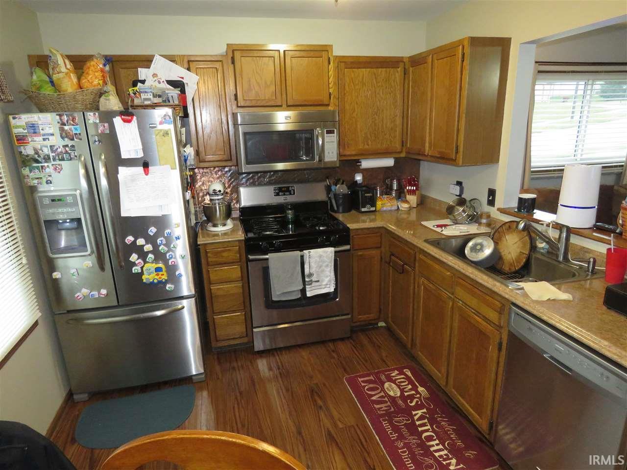... Kitchen Refacing 503 W Granada Drive Kendallville In 46755 ...