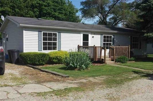 705 S Clinton Street, West Lebanon, IN Mobile Home Property Listing