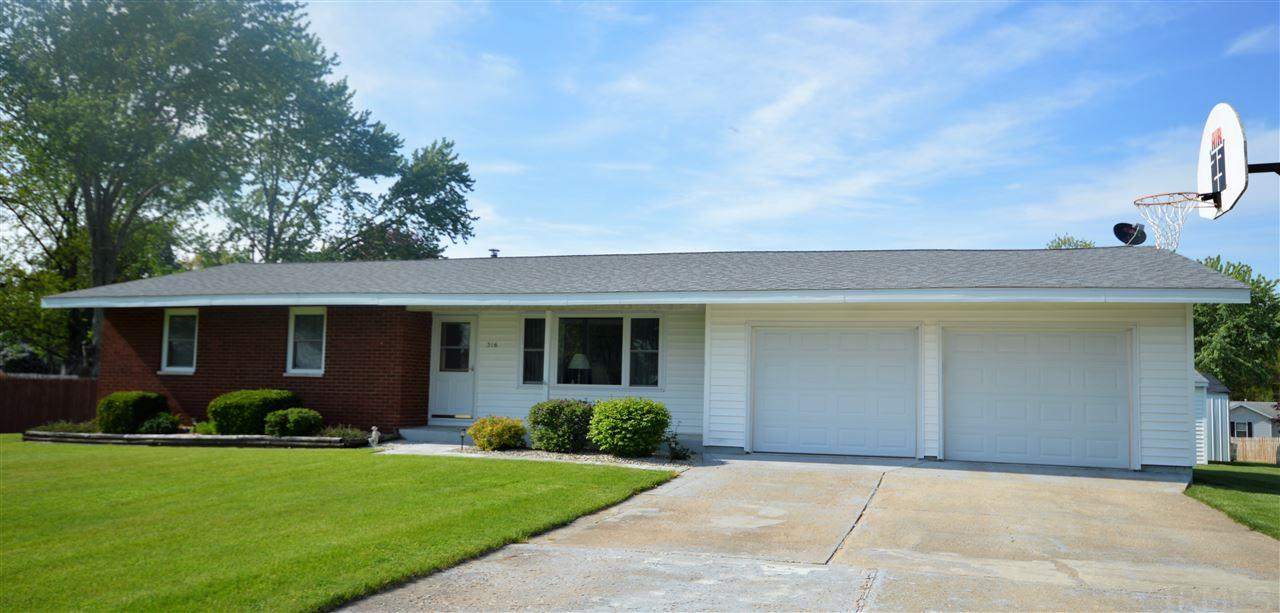 316  Hickory Walkerton, IN 46574